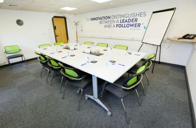 Pier Suite Meeting Room