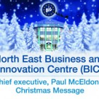 Merry Christmas from the North East Business and Innovation Centre (BIC)