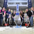 Maxim cleans up space at the North East BIC