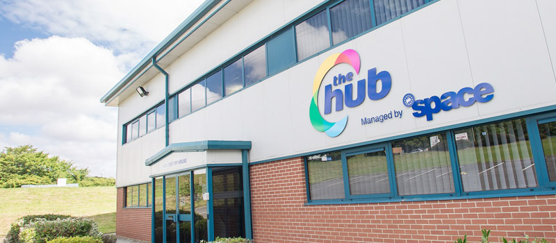 The Hub Washington - Office space to rent in Washington, Sunderland
