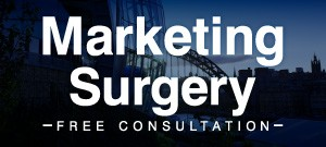 Marketing Surgery @ Sage Gateshead | Gateshead | United Kingdom