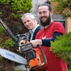 Tree Surgeon nurtures business success thanks to BIC