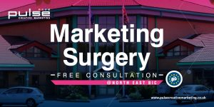 Marketing Surgery @ North East BIC