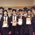 Royal seal of approval for Sunderland students