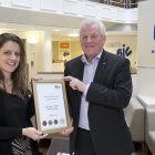 Go Smarter to Work awards first platinum accolade to the BIC