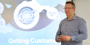 Start-Up Workshop: Getting Customers @ North East BIC | England | United Kingdom