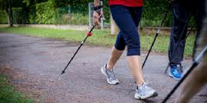 Nordic Walking @ Sunderland Enterprise Park | England | United Kingdom
