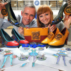 European entrepreneur is finding her feet in Sunderland