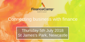 FinanceCamp @ St James' Park | England | United Kingdom