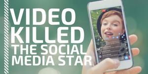 Video Killed the Social Media Star @ Business Central Darlington | England | United Kingdom