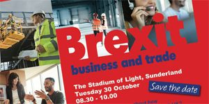 Brexit: business & trade @ The Stadium of Light | England | United Kingdom