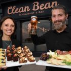 Globetrotting husband and wife inspired to embark on restaurant venture