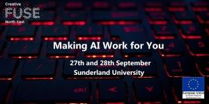 Making AI Work for You @ David Goldman Informatics Centre, St Peters Campus  | England | United Kingdom
