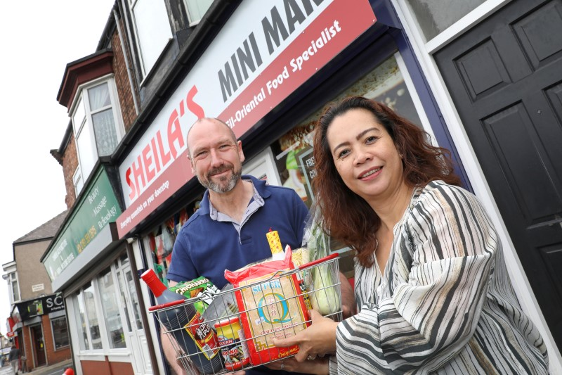 Sheila's Mini Mart
