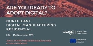 Digital Manufacturing Residential @ Slaley Hall