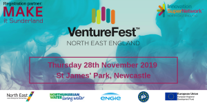 VentureFest North East @ St James' Park
