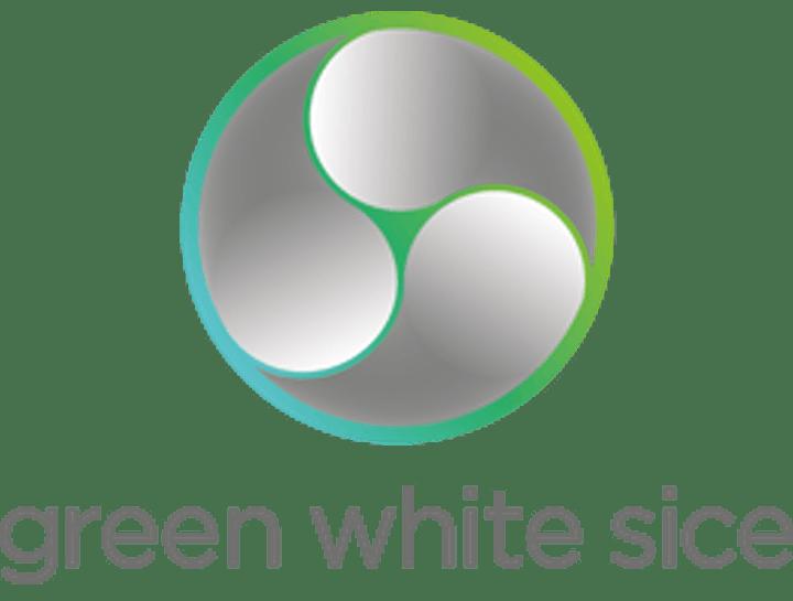 Green White & Sice