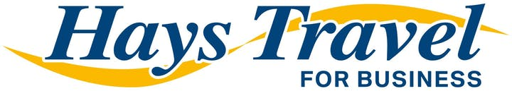 Hays Travel for Business Logo