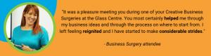 Business Surgeries
