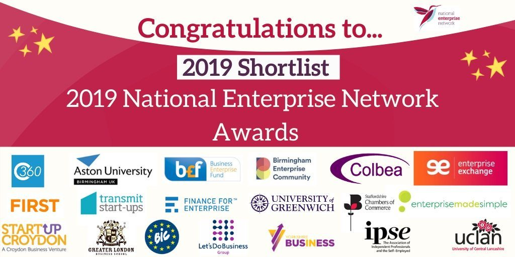 NEN Awards 2019 Shortlist