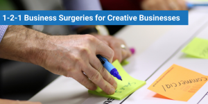 Online Creative Business Surgeries @ Online