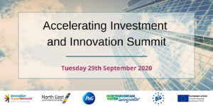 Accelerating Investment & Innovation Summit @ Online