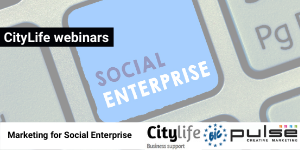 Marketing for Social Enterprise @ Online