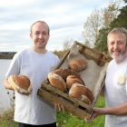 Father and son bakers rise to a new challenge