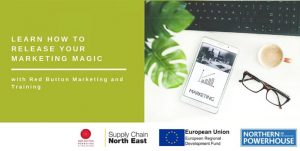Learn How to Release your Marketing Magic @ Online