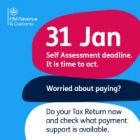 No Self Assessment late filing penalty for those who file online by 28 February