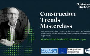 Construction Trends Masterclass @ Online