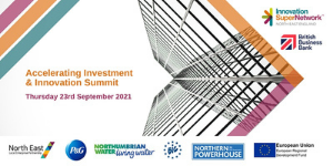 Accelerating Investment and Innovation Summit @ Online