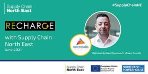 RE:CHARGE your business with Supply Chain North East @ Online