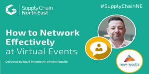 How to Network Effectively at Virtual (and Real!) Events @ Online