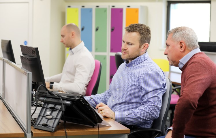 CoWorking at North East Business & Innovation Centre