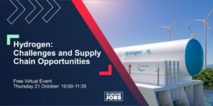 Hydrogen: Challenges and Supply Chain Opportunities @ Online